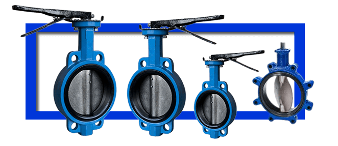 Butterfly Valves | D and D Valve and Engineering Supplies